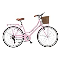 2014 Viking Belgravia Ladies Traditional 6 Speed Bike Pink by Viking