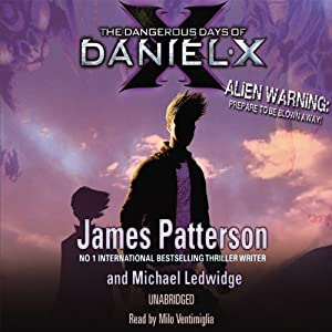 The Dangerous Days of Daniel X (Adullt Edition) Audiobook
