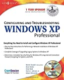 img - for Configuring and Troubleshooting Windows XP Professional (With CD-ROM) by Brian Barber (2001-12-15) book / textbook / text book