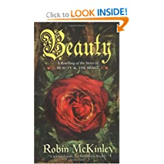 Beauty: A Retelling of the Story of Beauty and the Beast by Robin McKinley