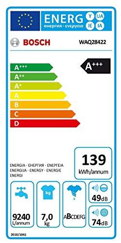 Bosch-WAQ28422-Serie-6-Waschmaschine-FL-A-139-kWhJahr-1400-UpM-7-kg-Wei-9240-LJahr-3D-AquaSpar-System