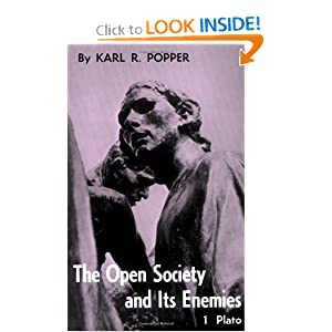 The Open Society and Its Enemies - Karl Raimund Popper