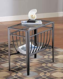 Chair Side End Table by Ashley Furniture