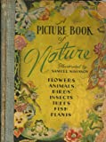 img - for A Picture Book of Nature: Animals, Birds, Flowers, Fish, Insects, Plants, Trees book / textbook / text book