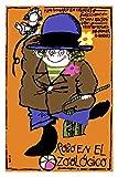 "18""x24""Movie Poster.Hungarian film by Istvan Bacskai.Robbery at the Zoo.Monkey business.Krisztian Kovacs.Pal Hamar.Berkes.7011"