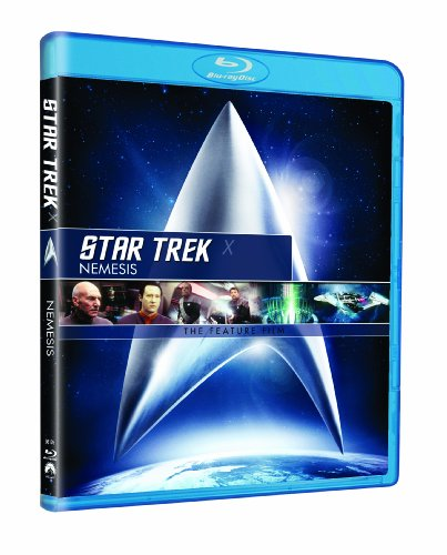 Star Trek X: Némesis [Blu-ray]