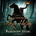 The Legend of Sleepy Hollow (       UNABRIDGED) by Washington Irving Narrated by Anthony Heald