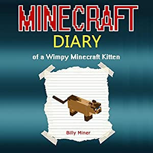 Minecraft Kitten Diary Audiobook