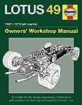 Lotus 49 Manual 1967-1970 (all marks)...