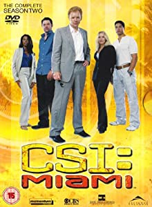 CSI: Crime Scene Investigation - Miami - Complete Season 2 [DVD]