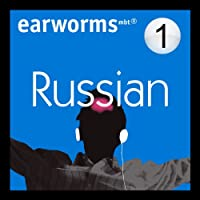 Rapid Russian: Volume 1 (       UNABRIDGED) by Earworms Learning Narrated by Marlon Lodge