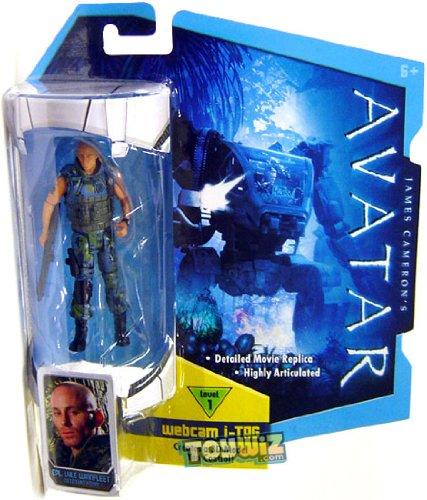 Avatar 2 Movie Trailer 2011: James Cameron's Avatar Movie 3 3/4 Inch Action Figure