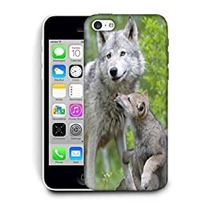 Snoogg Parental Dog Printed Protective Phone Back Case Cover For Apple Iphone 6 / 6S