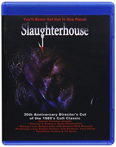 Slaughterhouse: 30th Anniversary Director's Cut [Blu-ray]