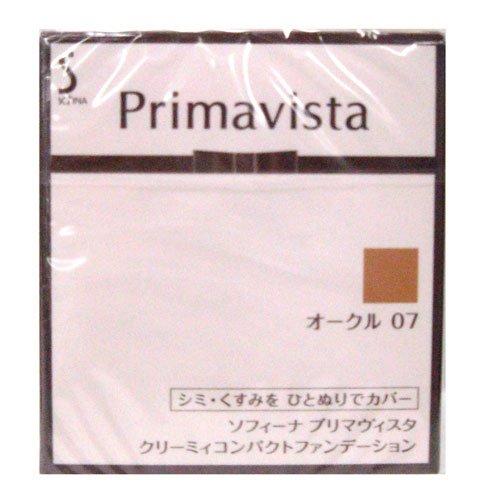 PV クリーミィコンパクトFD オークル07