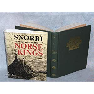 From The Sagas Of The Norse Kings | RM.
