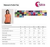 Xekia-Coffee-Pot-Head-Fashion-Womens-T-shirt-Tee-Clothes