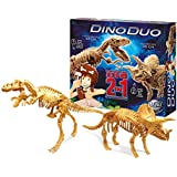 Buki France - 20439 - Jeu Scientifique - Science et Nature - Dino Duo