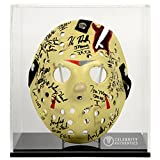 Friday the 13th Jason Voorhees Cast Autographed Mask Series 2