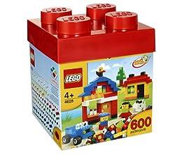 LEGO Bricks - Fun with Bricks - 4628