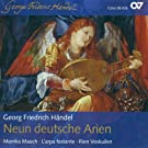 Handel, G.F.: Arias (German) (Mauch)