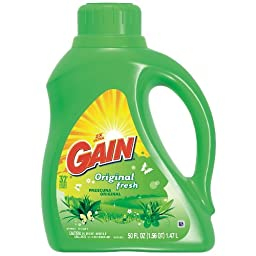 Gainreg; Liquid Laundry Detergent PGC 12784