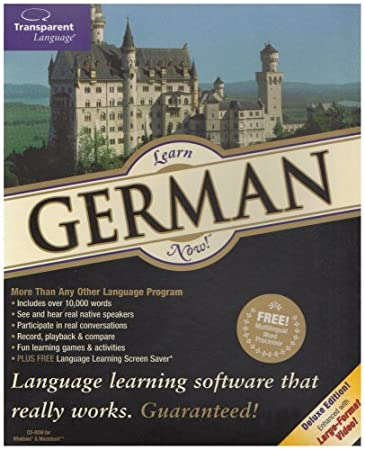 Learn German Now! 9 (PC/Mac)