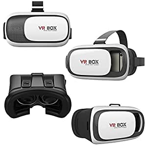 TOS VR BOX 2.0 Imported Virtual Reality 3D Glasses Google Cardboard For Adcom Thunder A-500.