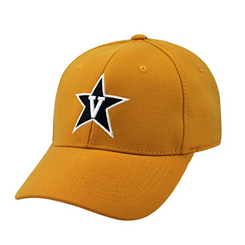 vanderbilt commodores adjustable hat vanderbilt