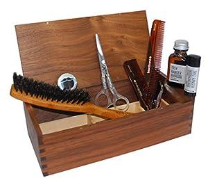 beardbrand beardsman 39 s walnut box tree ranger scent. Black Bedroom Furniture Sets. Home Design Ideas