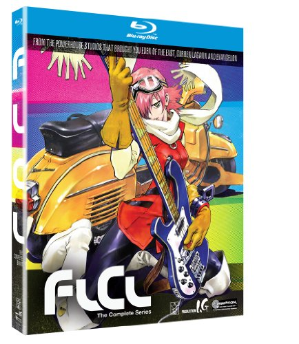 【BD-BOX】FLCL 北米版[Blu-ray](ブルーレイ)(PS3再生、日本語OK)