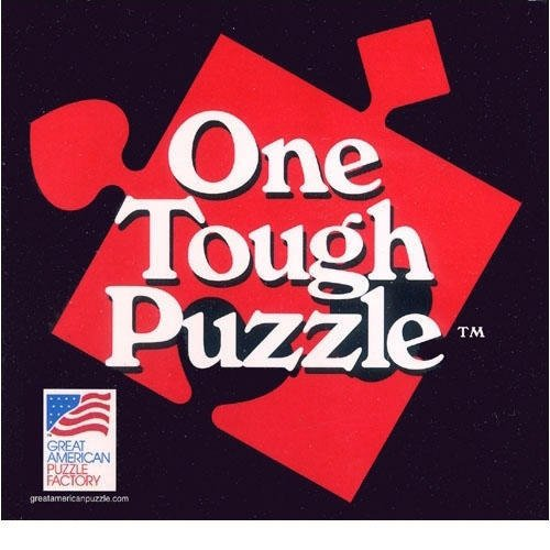 Ideal One Tough Puzzle - 1