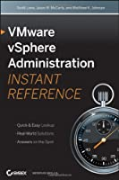 VMware vSphere 5 Administration Instant Reference, 2nd Edition Front Cover