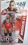 WWE Best Of 2012 Brodus Arcilla figura de acci�n de lucha libre
