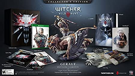 The Witcher: Wild Hunt - Collector's Edition - Xbox One