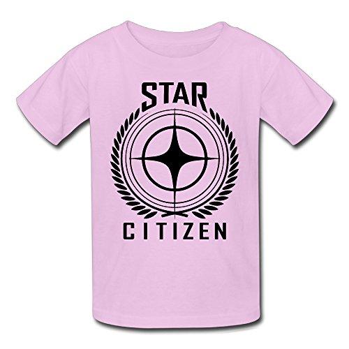 Star-Citizen-Game-Logo-Youth-Artist-Casual-Short-Sleeve-T-Shirt