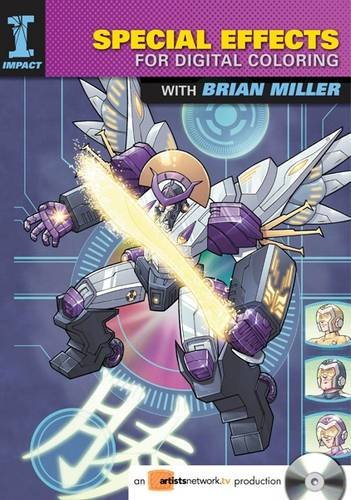 Special Effects for Digital Coloring with Brian Miller (DVD)