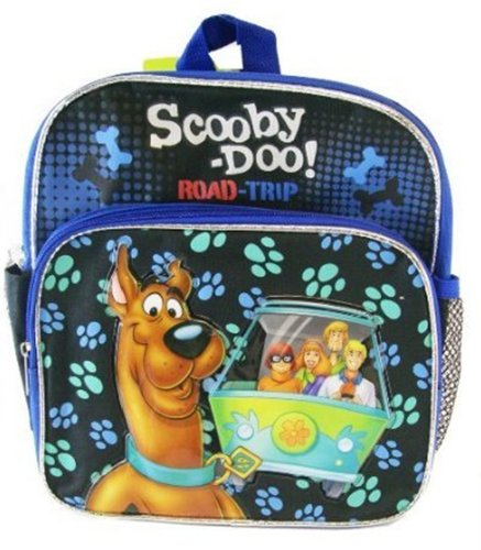 Wb Road Trip Scooby Doo Mini Backpack - My First Adventure Small Backpack [Toy] front-1067617