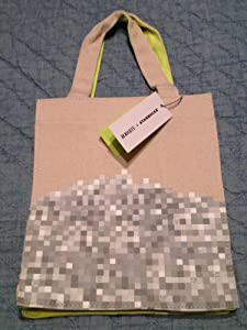 Starbucks Mini Tote Bag Rodarte Design Holiday 2012