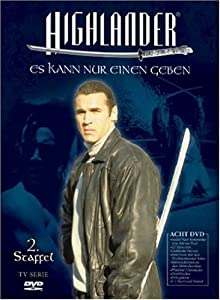 Highlander Complete Series 2 Box Set