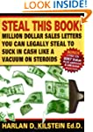 Steal This Book!: Million Dollar Sale...