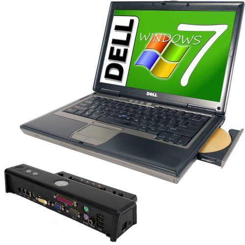D630 + Windows 7 + Docking Station Dell Latitude notebook laptop computer