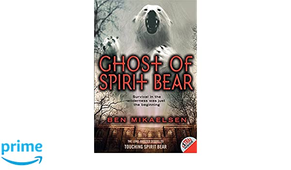 Buy Ghost of Spirit Bear Book Online at Low Prices in India ...