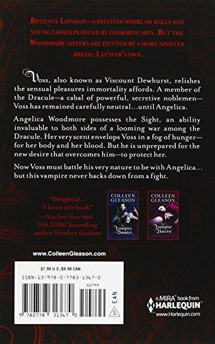 The Vampire Voss (Regency Draculia Trilogy)
