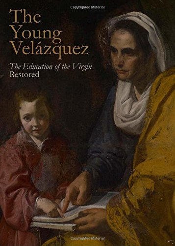 """The Young Velázquez: """"The Education of the Virgin"""" Restored (Yale University Art Gallery)"""