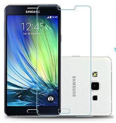 Mobile Shringar Samsung Galaxy J7 Tempered Glass Screen Guard
