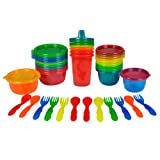 The First Years Take and Toss 28-Piece Feeding Variety Pack ~ The First Years