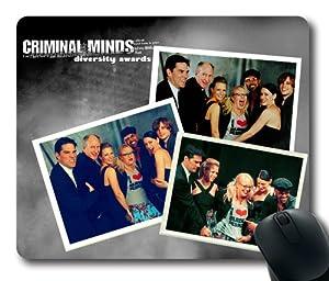 Customizablestyle Popular TV Show Criminal Minds Mousepad, Customized Rectangle DIY Mouse Pad
