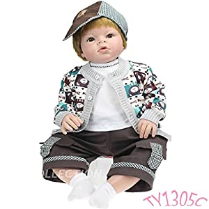 NPKDOLL Lifelike Reborn Toddler Baby Doll Arianna Soft ...