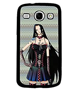 PrintVisa Metal Printed Girly Designer Back Case Cover for Samsung Galaxy Core I8260/ I8262-D4745